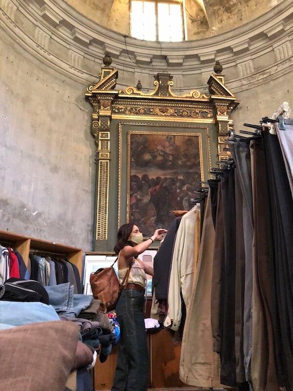 modern thrifter