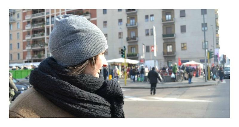 Taste of a Street Market in the Fashion Capital