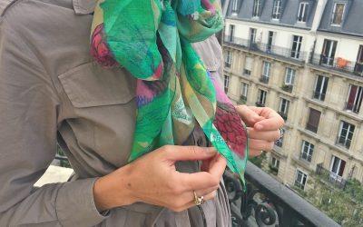 A Peek at My  Parisian Finds